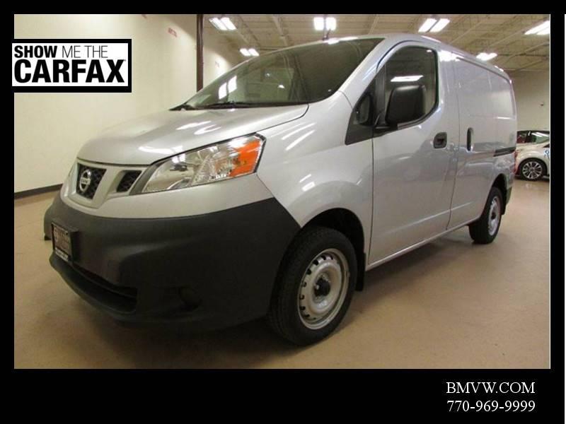 Nissan NV200 2016 S 4dr Cargo Mini Van