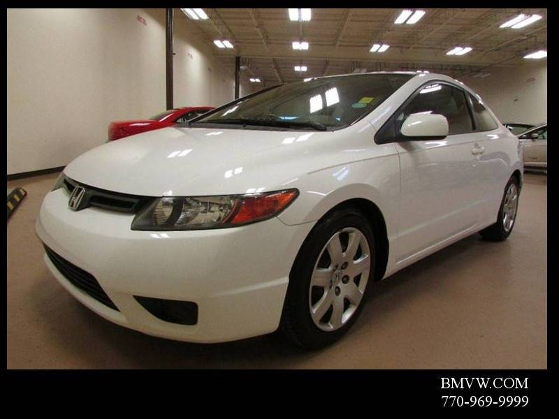 2007 Honda Civic LX 2dr Coupe (1.8L I4 5A) In Union City GA - BMVW ...