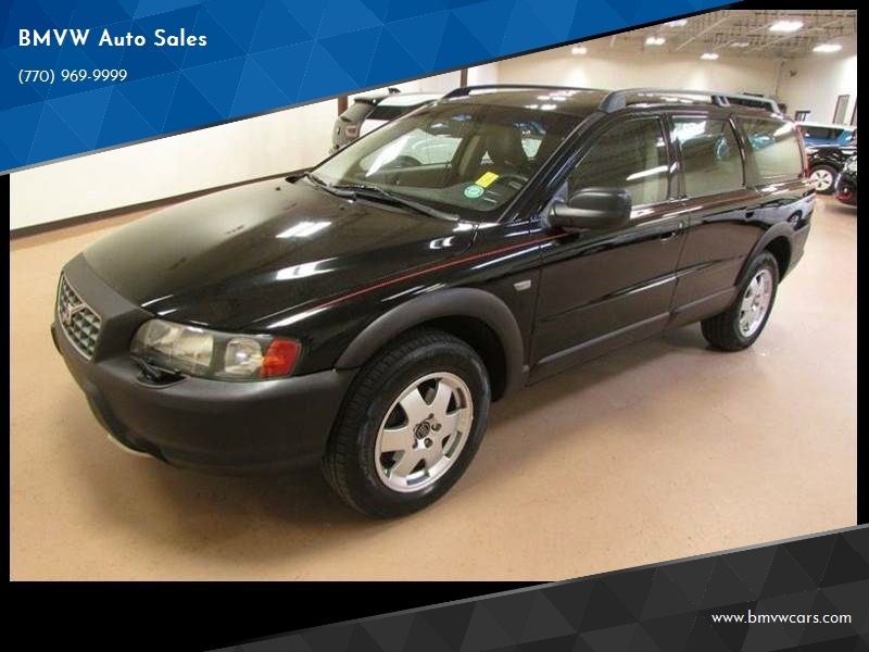 Volvo XC 2002 Base AWD 4dr Turbo Wagon