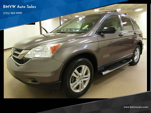2010 Honda CR V For Sale In Union City, GA