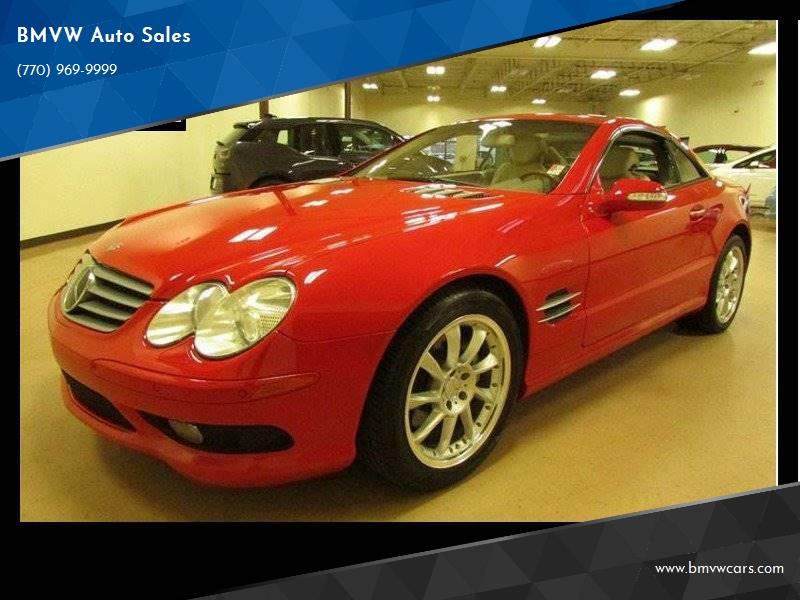 Mercedes-Benz SL-Class 2003 SL 500 2dr Convertible