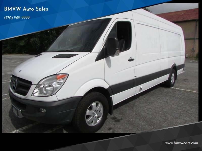 Mercedes-Benz Sprinter Cargo 2013 2500 170 WB 3dr Extended Cargo Van