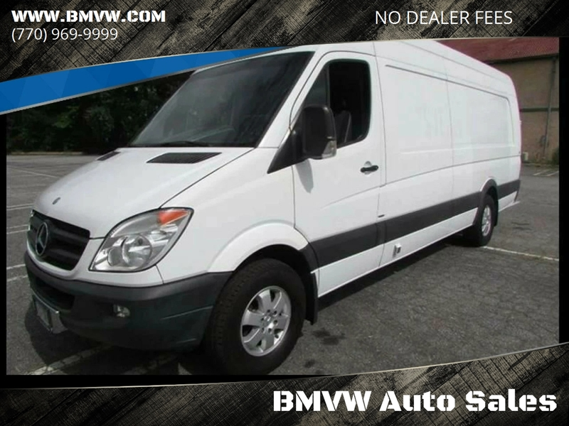 b22974959c 2013 Mercedes-Benz Sprinter Cargo 2500 170 WB 3dr Extended Cargo Van In  Union City GA - BMVW Auto Sales