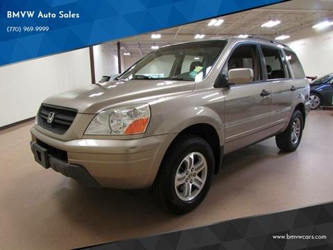 2005 Honda Pilot For Sale In Union City, GA
