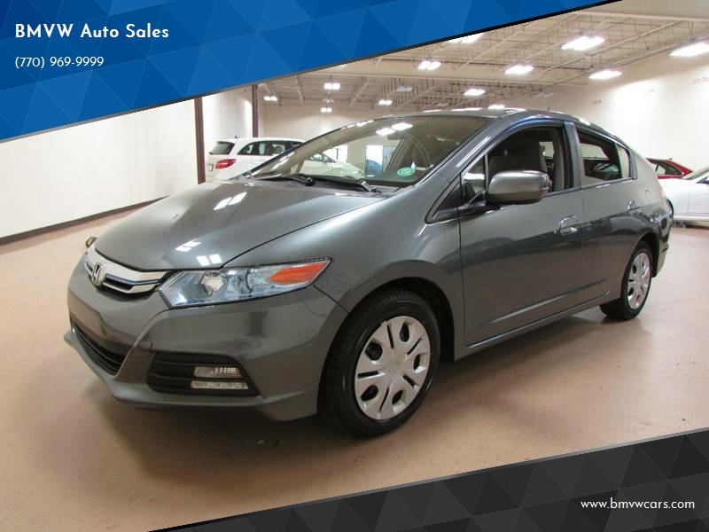 Nice 2014 Honda Insight 4dr Hatchback   Union City GA