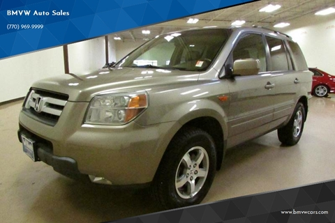 2008 Honda Pilot For Sale In Union City, GA