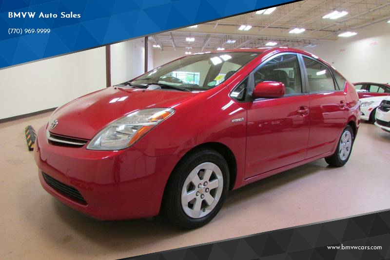 2007 Toyota Prius Touring 4dr Hatchback   Union City GA