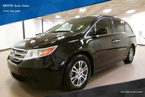 2012 Honda Odyssey For Sale In Union City, GA