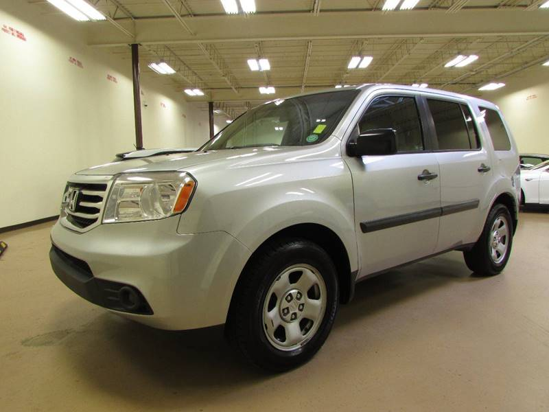 2012 Honda Pilot LX 4dr SUV   Union City GA