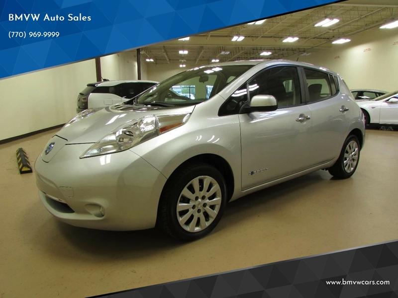 2015 Nissan LEAF S 4dr Hatchback   Union City GA