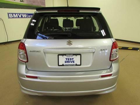 2011 Suzuki SX4 Sportback