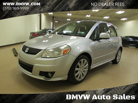 2011 Suzuki SX4 Sportback for sale in Union City, GA