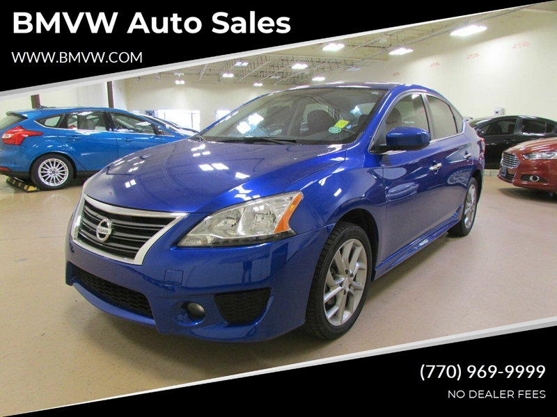Nissan Of Union City >> 2014 Nissan Sentra Sr 4dr Sedan In Union City Ga Bmvw Auto