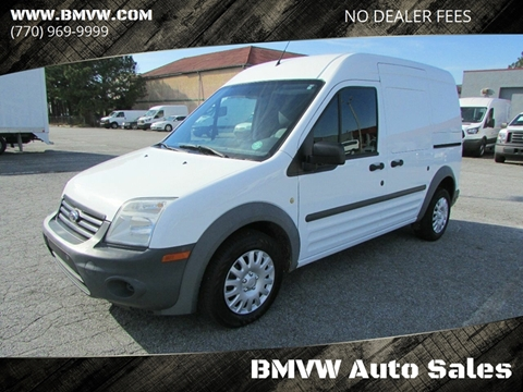 2013 Ford Transit Connect for sale in Union City, GA