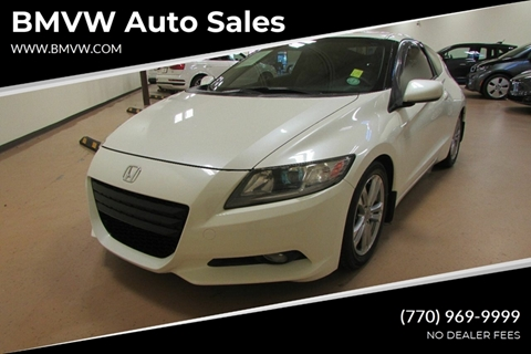 2011 Honda CR-Z for sale in Union City, GA