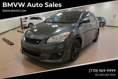 2009 Toyota Matrix for sale in Union City, GA