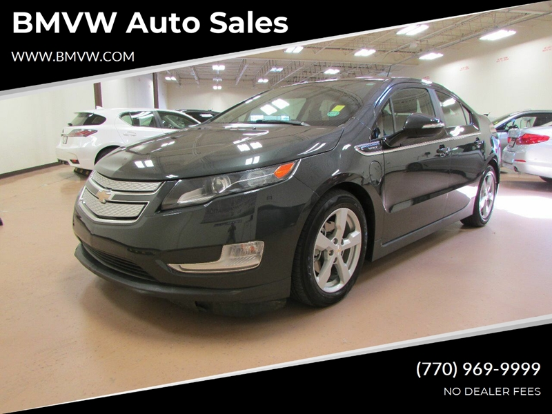 Car Dealerships In Union City Ga >> 2015 Chevrolet Volt 4dr Hatchback In Union City Ga Bmvw