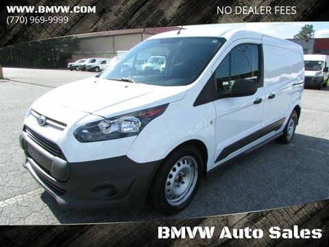 2014 Ford Transit Connect Cargo for sale in Union City, GA