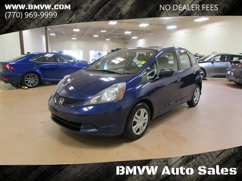 2009 Honda Fit for sale in Union City, GA