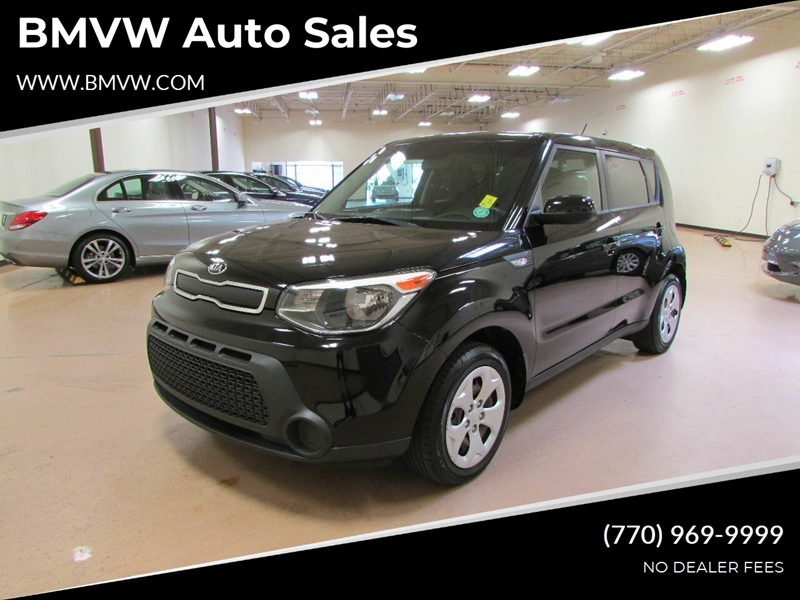 Kia Of Union City >> 2014 Kia Soul 4dr Crossover 6m In Union City Ga Bmvw Auto Sales