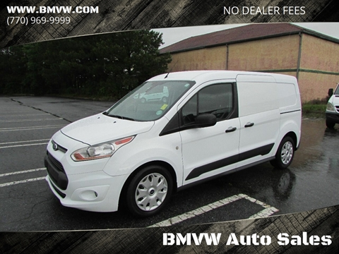 2016 Ford Transit Connect Cargo for sale in Union City, GA