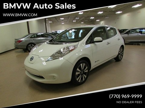 Nissan Of Union City >> 2016 Nissan Leaf For Sale In Union City Ga