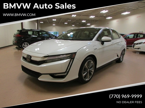 2018 Honda Clarity Plug-In Hybrid for sale in Union City, GA