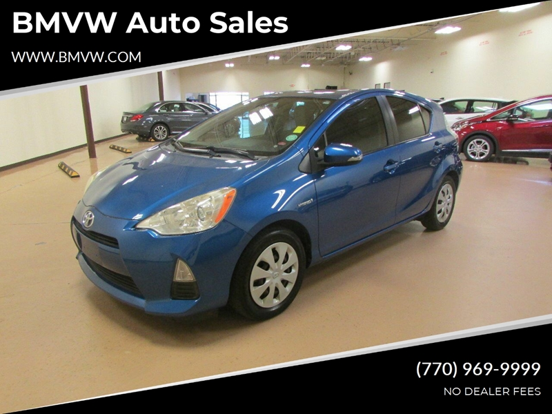 2012 Toyota Prius C One 4dr Hatchback In Union City GA