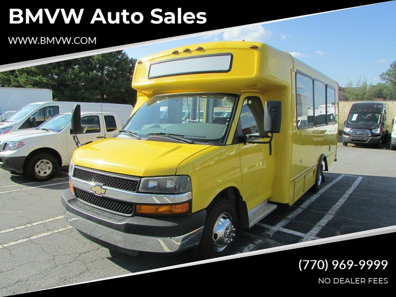 2014 Chevrolet Express Cutaway 4500 2dr Commercial/Cutaway/Chassis 159 in. WB