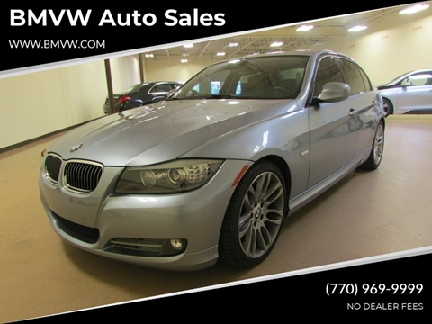 2010 BMW 3 Series for sale in Union City, GA