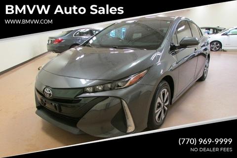 2017 Toyota Prius Prime for sale in Union City, GA
