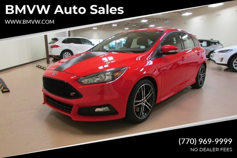 2016 Ford Focus for sale in Union City, GA