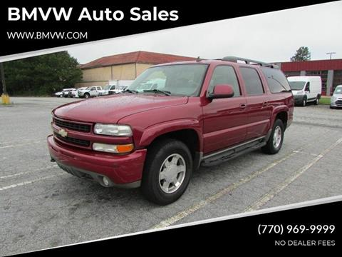 2006 Chevrolet Suburban for sale in Union City, GA