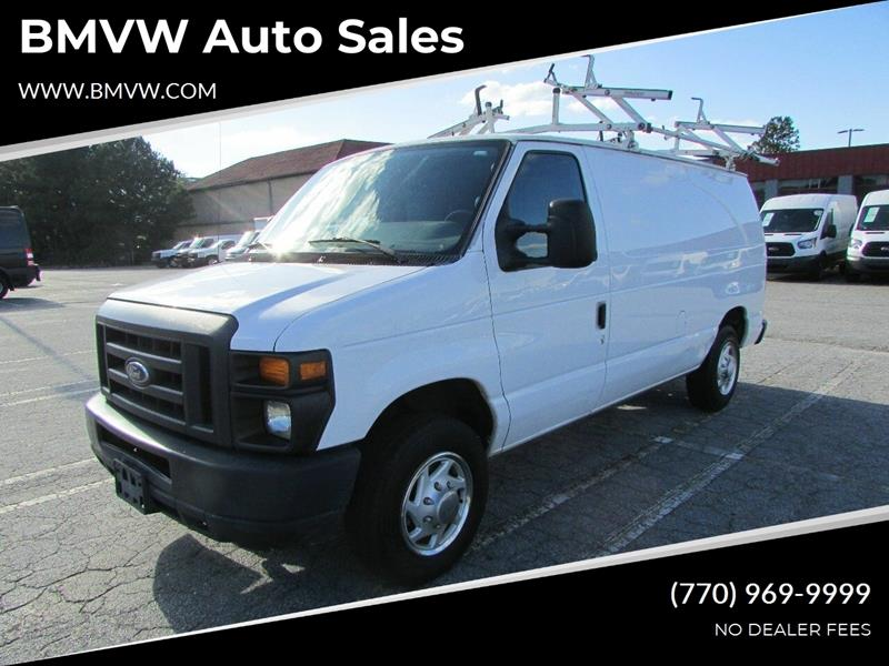 2013 Ford E-Series Cargo for sale at BMVW Auto Sales - Trucks and Vans in Union City GA