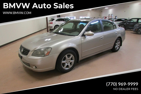Used Nissan Altima For Sale >> 2006 Nissan Altima For Sale In Union City Ga
