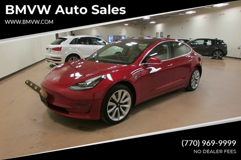 Car Dealerships Erie Pa >> 2018 Tesla Model 3 For Sale In Union City Ga