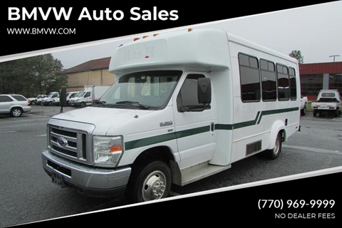 2009 Ford E-Series Chassis for sale at BMVW Auto Sales - Trucks and Vans in Union City GA