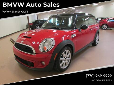 2012 MINI Cooper Clubman for sale at BMVW Auto Sales in Union City GA