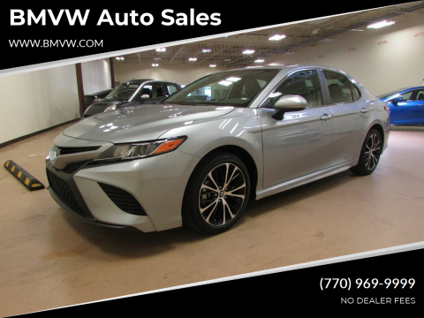 2020 Toyota Camry for sale at BMVW Auto Sales in Union City GA