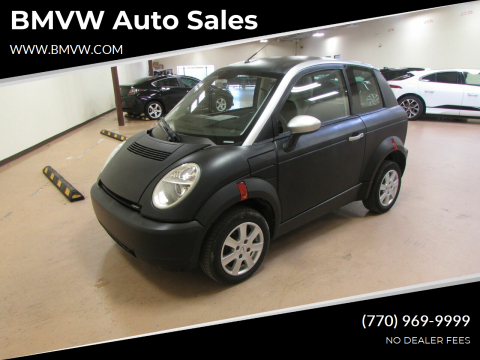 2011 XThink City for sale at BMVW Auto Sales - Electric Vehicles in Union City GA