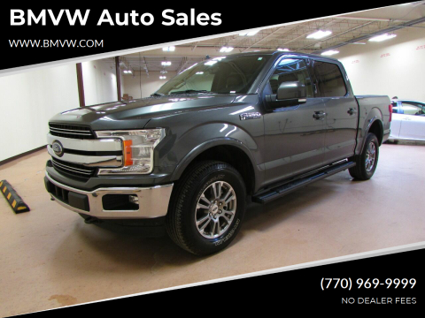 2020 Ford F-150 for sale at BMVW Auto Sales - Trucks and Vans in Union City GA