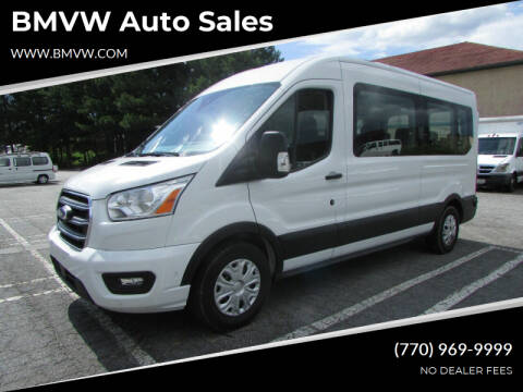 2020 Ford Transit Passenger for sale at BMVW Auto Sales - Trucks and Vans in Union City GA