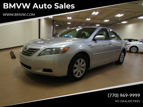 2007 Toyota Camry Hybrid for sale at BMVW Auto Sales - Hybrids in Union City GA