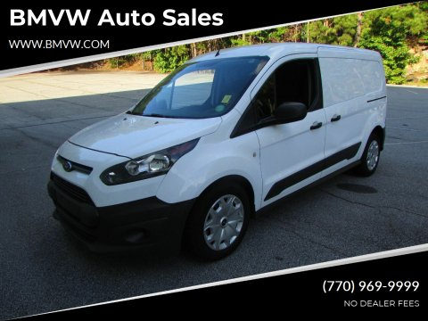 2017 Ford Transit Connect Cargo for sale at BMVW Auto Sales - Trucks and Vans in Union City GA