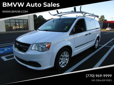 2014 RAM C/V for sale at BMVW Auto Sales - Trucks and Vans in Union City GA