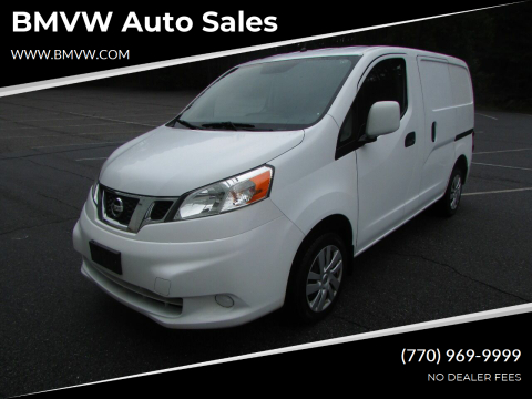 2017 Nissan NV200 for sale at BMVW Auto Sales in Union City GA