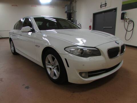 2012 BMW 5 Series for sale at BMVW Auto Sales in Union City GA