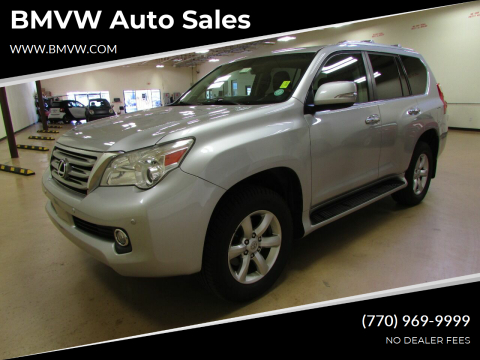 2011 Lexus GX 460 for sale at BMVW Auto Sales in Union City GA