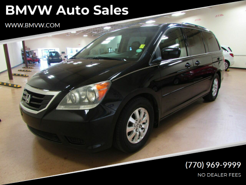 2009 Honda Odyssey for sale at BMVW Auto Sales in Union City GA