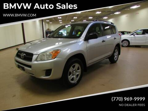 2012 Toyota RAV4 for sale at BMVW Auto Sales in Union City GA